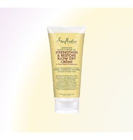 SHEA MOISTURE Jamaican Black Castor Oil Strengthen and Restore Blow Dry Creme