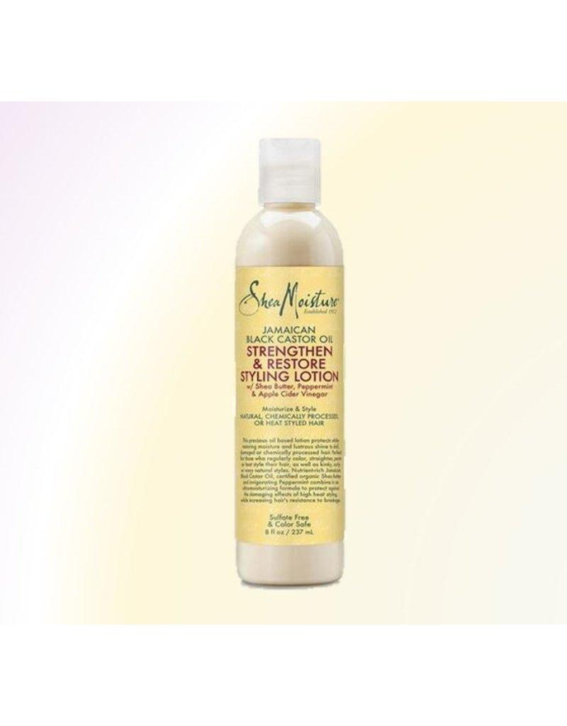 SHEA MOISTURE Jamaican Black Castor Oil Strengthen & Restore Styling Lotion