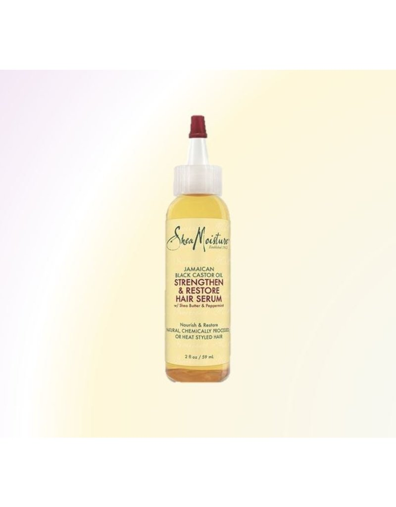 SHEA MOISTURE Jamaican Black Castor Oil Strengthen & Restore Oil Hair Serum