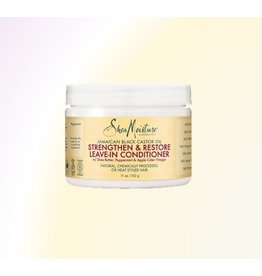SHEA MOISTURE Jamaican Black Castor Oil Strengthen And Restore Leave In Conditioner