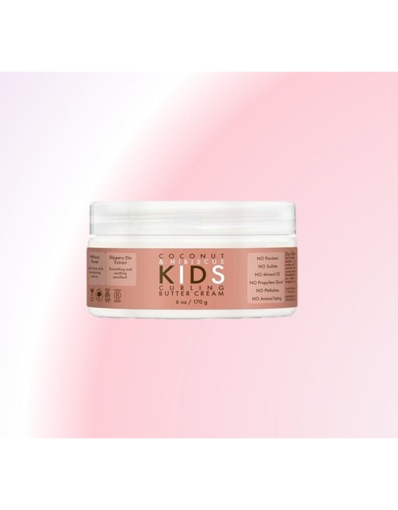 SHEA MOISTURE Coconut&Hibiscus Kids Curling Butter Cream