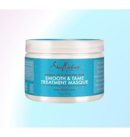 SHEA MOISTURE Argan Oil & Almond Milk Smooth & Tame Treatment Masque
