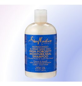 SHEA MOISTURE Mongongo & Hemp Seed Oils High Porosity Moisture-seal Shampoo
