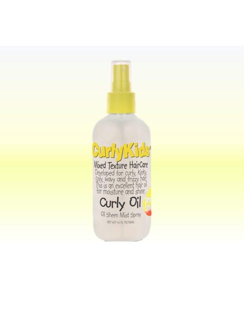 CURLYKIDS Oil Sheen Mist Spray