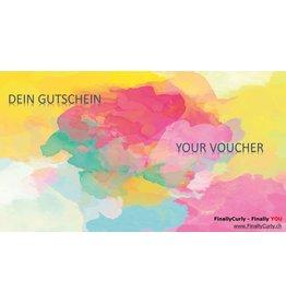 FINALLYCURLY Gutschein