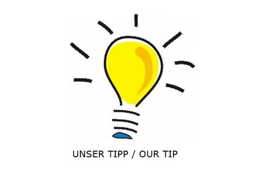 OUR TIP
