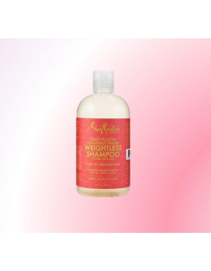 SHEA MOISTURE Fruit Fusion Coconut Water Weightless Shampoo