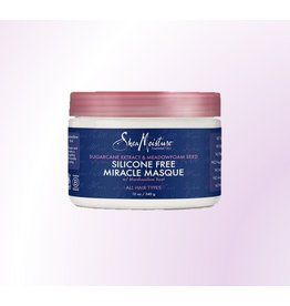 SHEA MOISTURE Sugarcane Extract & Meadowfoam Seed Miracle Masque