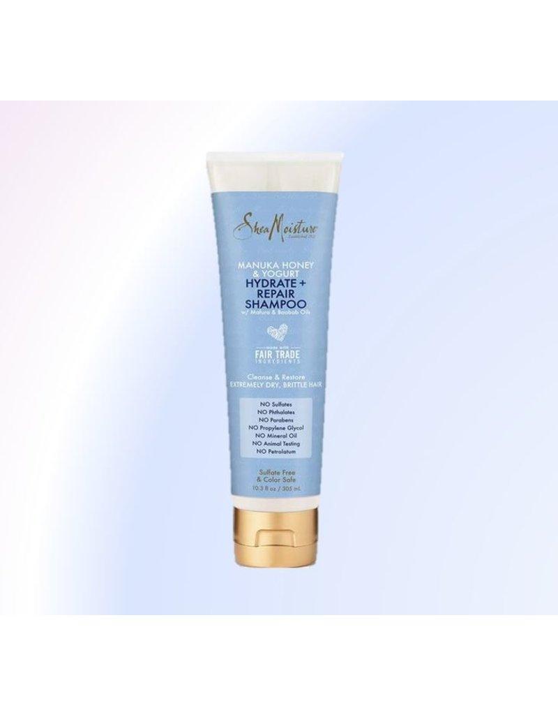 SHEA MOISTURE Manuka Honey & Yogurt hydrate  & repair shampoo