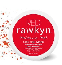 RAWKYN Red Rawkyn Clay Hair Mask