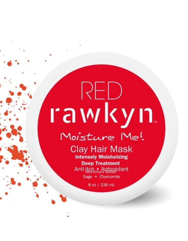 RAWKYN Red Rawkyn Clay Hair Mask