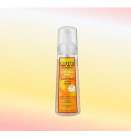 CANTU Wave Whip Curling Mousse