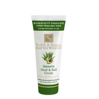 Avocado Aloe Vera Hand & Nails Cream 100ml