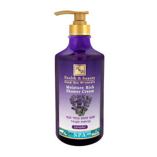 Bath & Shower Gel Lavender