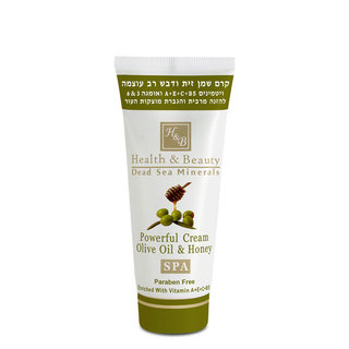 Olive oil & Honey Body Cream 100ml