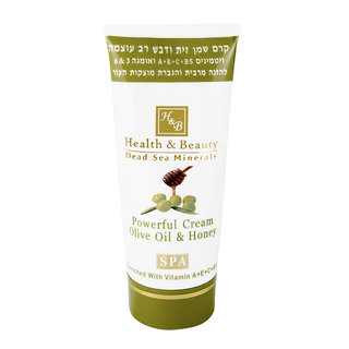 Olive Oil & Honey Body Cream 180ml