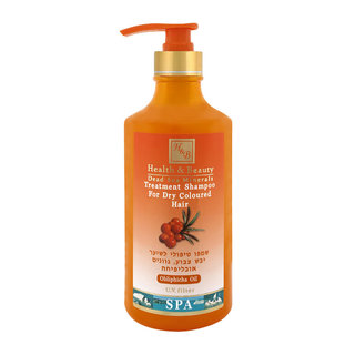Sea Buckthorn Shampoo 780ml