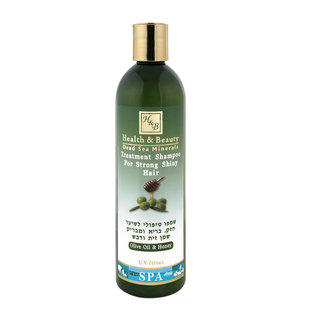 Olive oil & Honey Shampoo 400ml