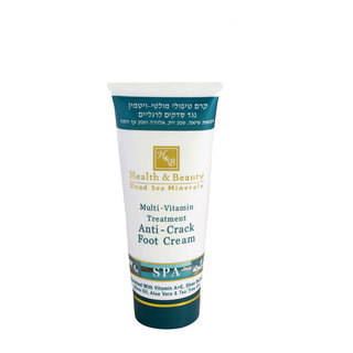 Anti-Crack Foot Cream 100ml