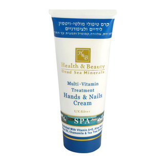 Multi-vitamin Hand & Nails Cream  180ml