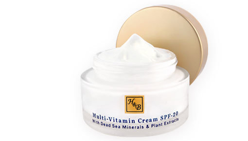 Daycreams for combination skin