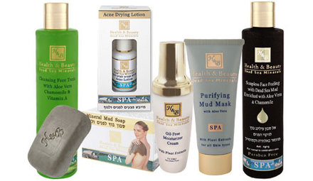 Products - Acne