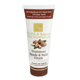 Argan Hand- & Nails Cream 180ml