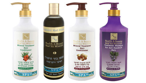 Products  against Greasy Hair