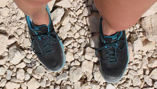 Sweaty feet & athlete's foot