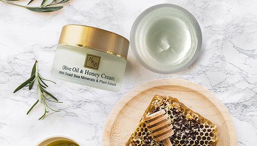 Dead Sea Minerals Facial care