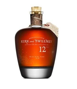 Kirk & Sweeney Dominican Rum 12 year old (75cl)