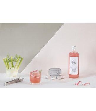 The Mocktail club Rhubarb & Fennel