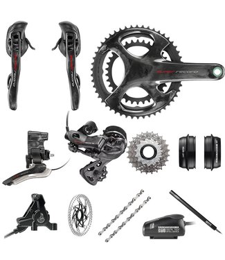 Campagnolo Campagnolo Super Record EPS Disc 12 Speed Groepset