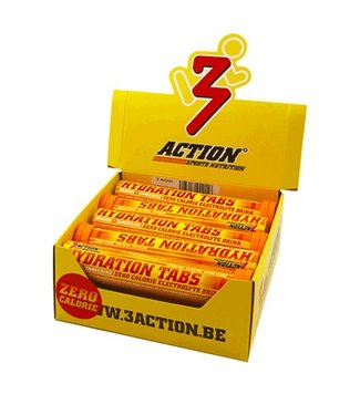 3Action 10x 3Action Hydration Tabs buisjes