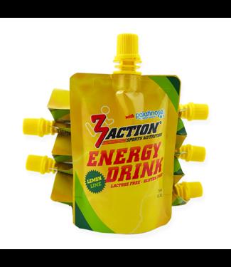 3Action 48x 3Action Energy Drink 75 ml – Lemon