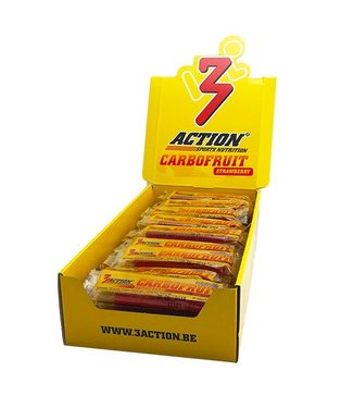 3Action 50x 3Action Carbofruit Aardbei