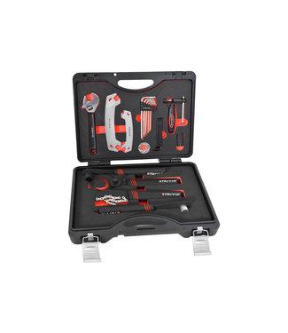Trivio Trivio Gereedschapkoffer Pro 14 Delig Toolbox Pro