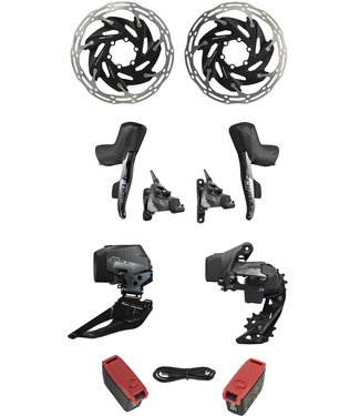 SRAM Sram Force eTap AXS Disc 2x12 Upgrade Kit Groepset