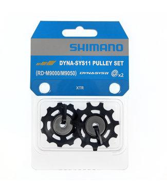 Shimano Shimano XTR M9000/M9050 11-speed Derailleurwielset
