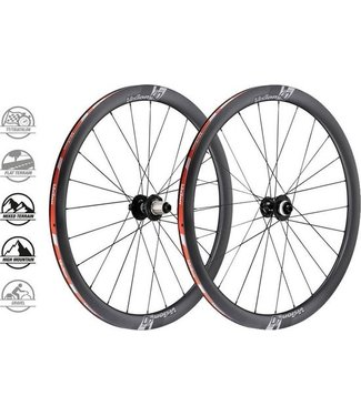 Vision Vision TC40 DB Clincher Tubeless Ready Wielset