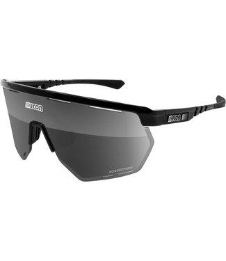Scicon Scicon Aerowing Black Gloss Fietsbril