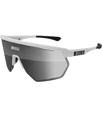 Scicon Scicon Aerowing White Gloss Fietsbril