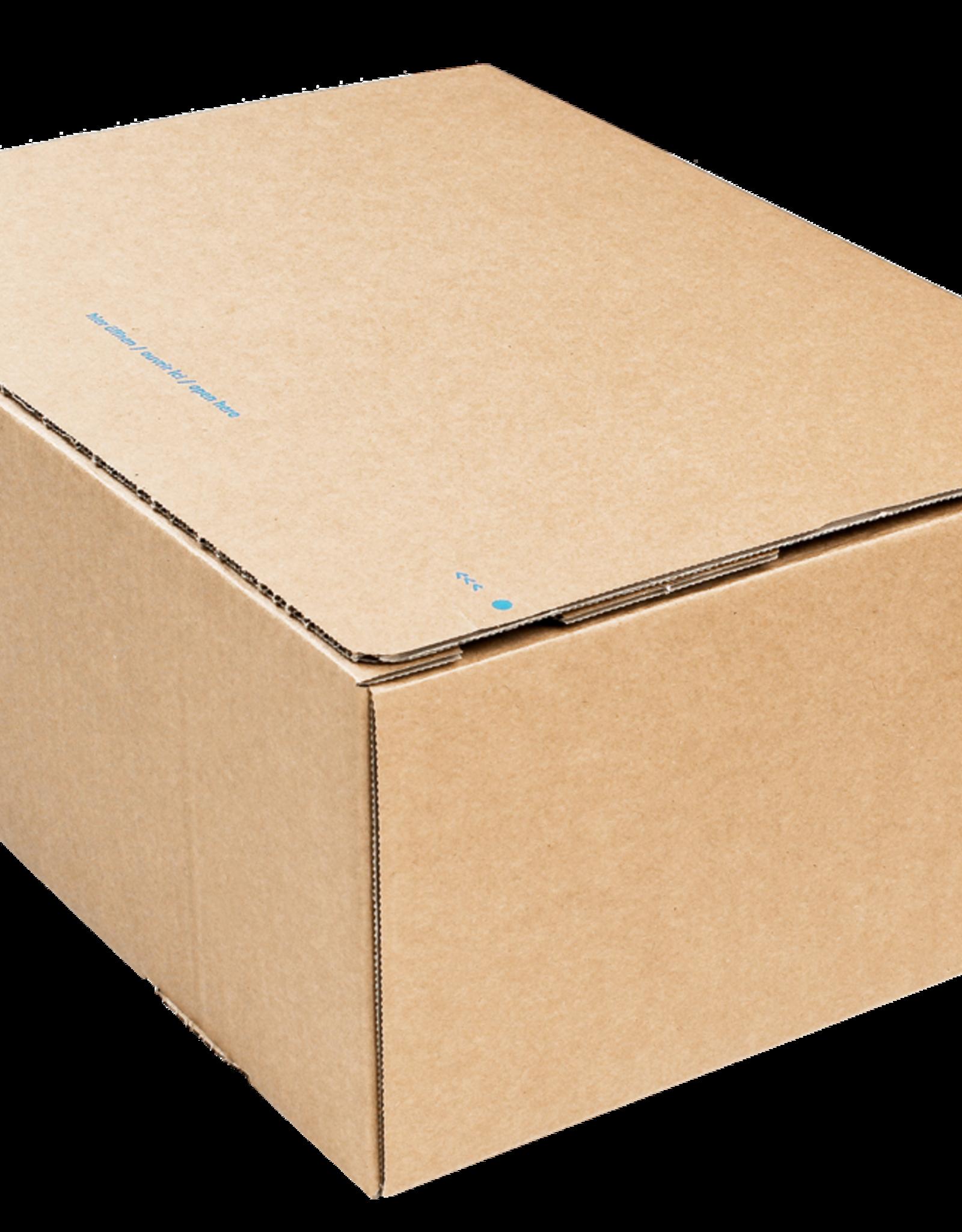 Packfix - PF20E bruin | 214x154x112mm