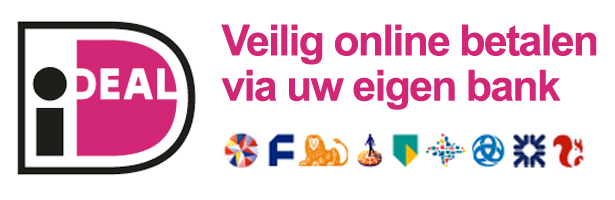 iDEAL - online betalen via uw eigen bank
