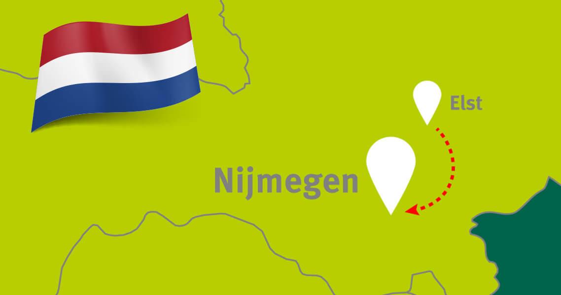 Klingele in Nederland is verhuisd!