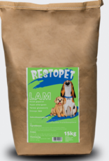Restopet Lam (zeer gevoelige honden) 15kg