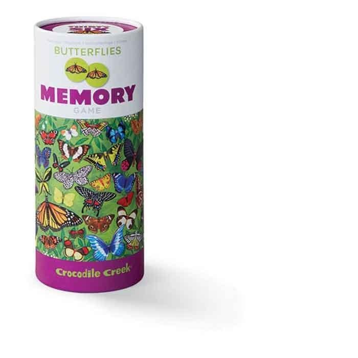 Memory 36 Animals - Butterflies