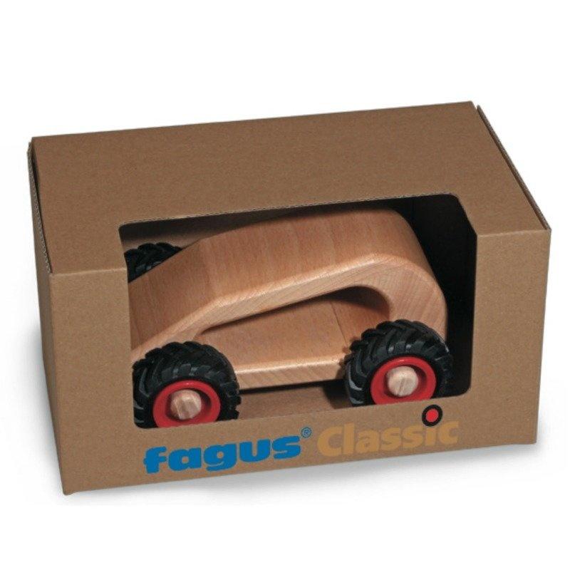 Fagus  Classic Auto Hout Van