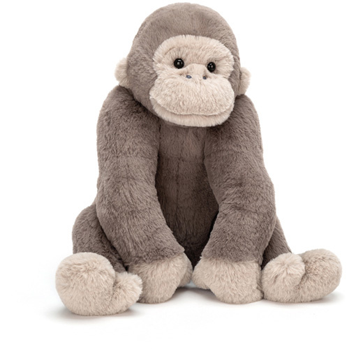 JellyCat Gregory Gorilla Small
