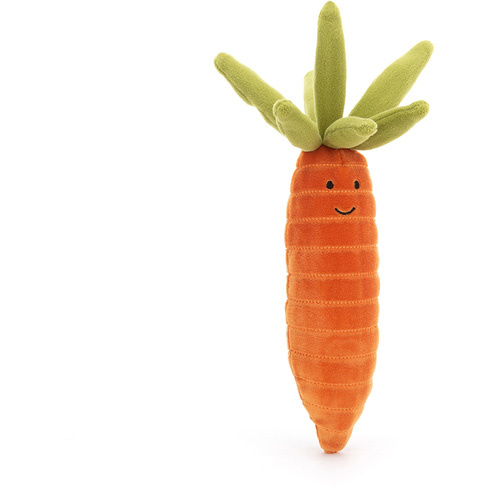 JellyCat Vivacious Vegetable Carrot